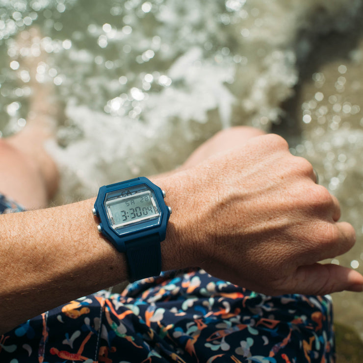 California Watch Co. Venice Beach Digital Navy