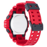 G-Shock GA-700 Anadigi Red Black