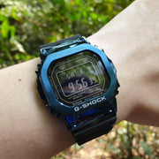 G-Shock GMWB5000G Blue Metal Limited Edition