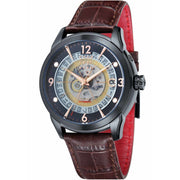 CCCP Sputnik-1 Automatic Black Brown Rose Gold