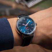 CCCP Heritage Automatic Silver Blue