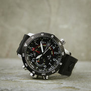 Citizen Eco-Drive Promaster Altichron Black Silver