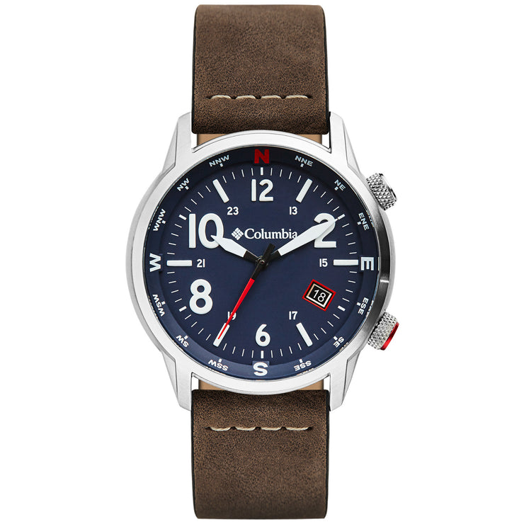Columbia Outbacker Navy Brown
