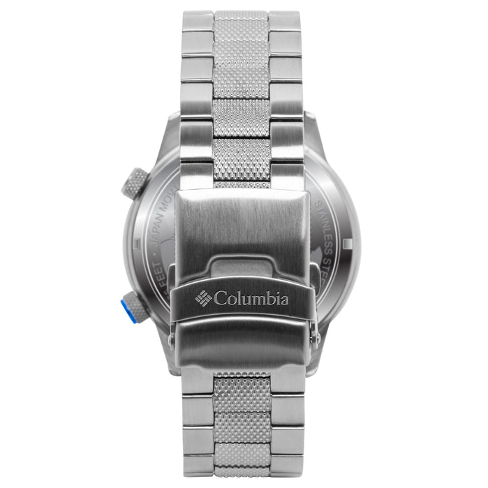 Columbia Outbacker Silver Black SS angled shot picture