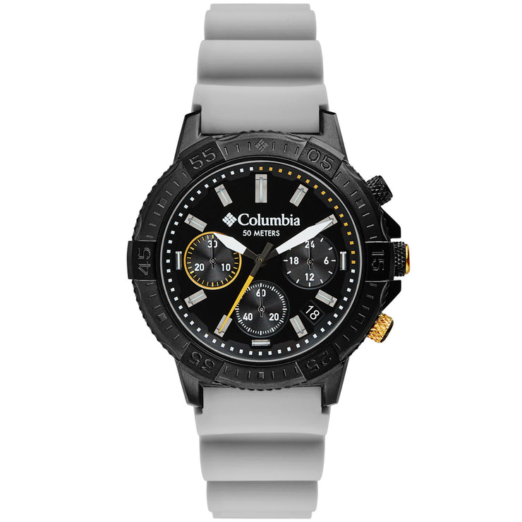 Columbia Peak Patrol Chrono Black Gray