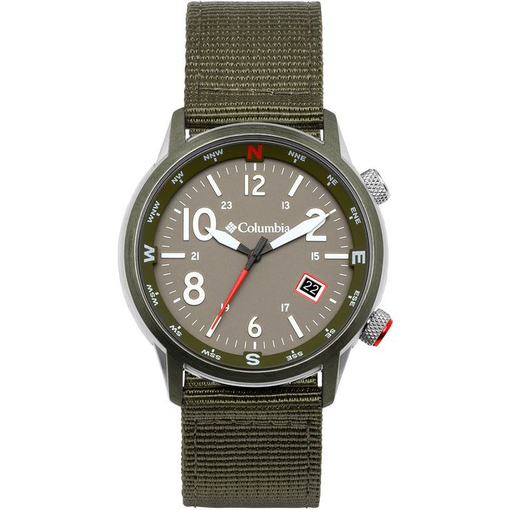 Columbia Outbacker Olive Green