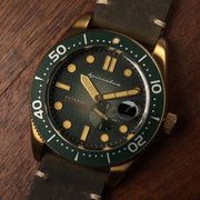 Spinnaker Croft Automatic Green