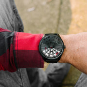 Xeric Decypher Automatic Black Red Limited Edition