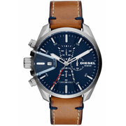 Diesel DZ4470 MS9 Chrono Navy Brown
