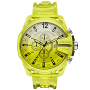 Diesel DZ4532 Mega Chief Chrono Yellow