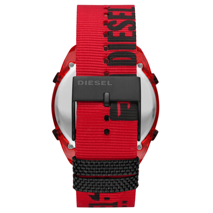 Diesel DZ1916 Crusher Digital Red