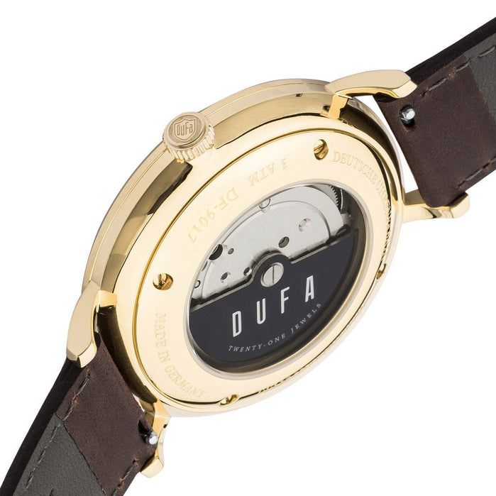 DuFa Aalto Automatic Regulator Gold angled shot picture