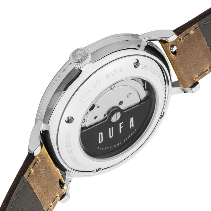 DuFa Aalto Automatic Regulator Tan angled shot picture