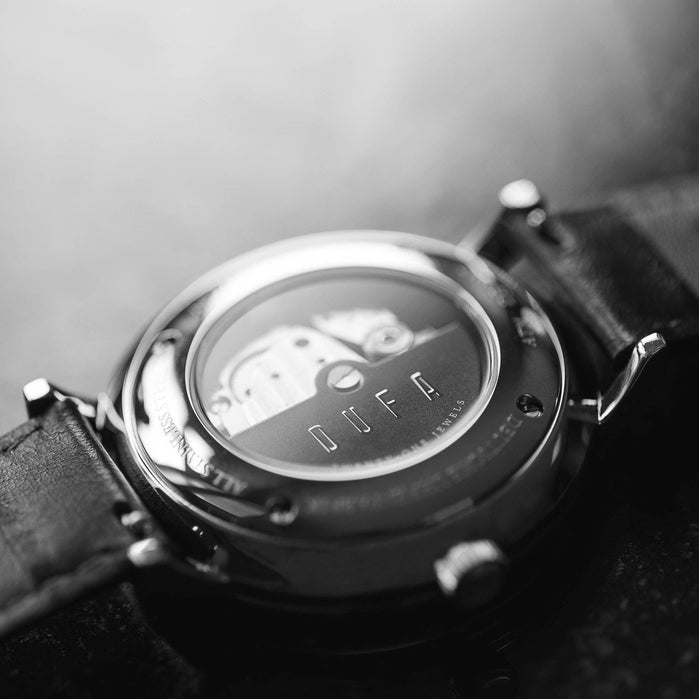 DuFa Aalto Automatic Regulator Black angled shot picture