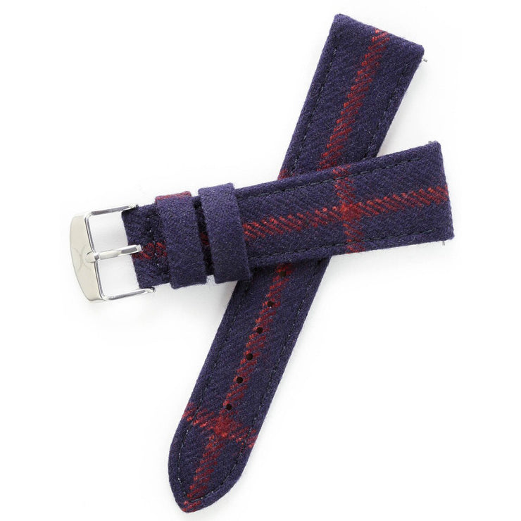 Xeric Savile Row 22mm Thomas Tartan