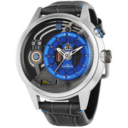 The Electricianz Stone Z Silver Black