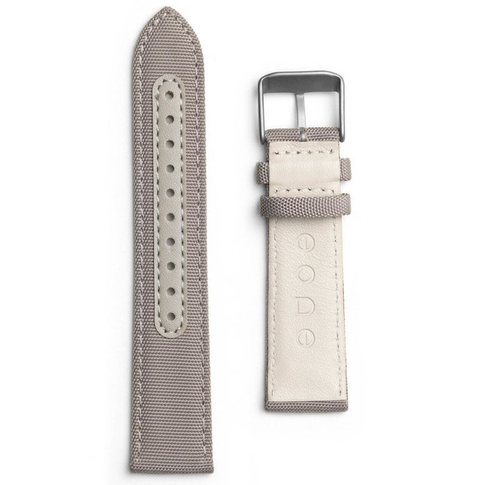Eone Bradley Beige Canvas Strap angled shot picture