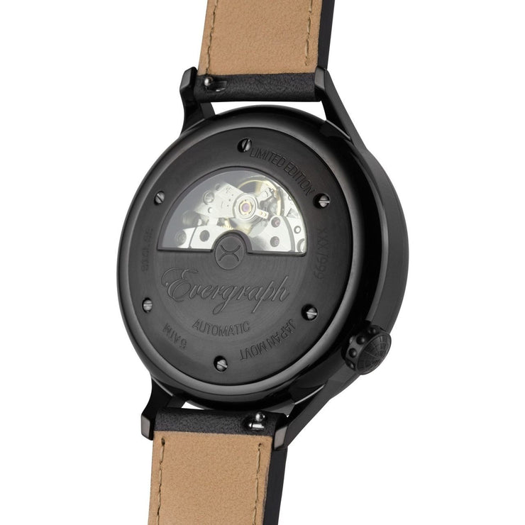 Xeric Evergraph Automatic Limited Edition Black