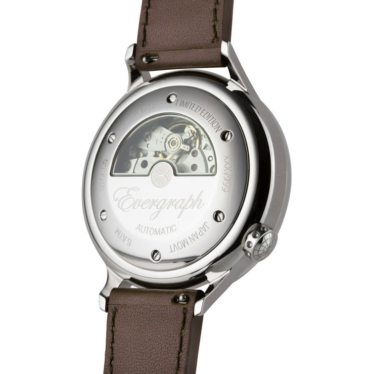 Xeric Evergraph Automatic Limited Edition Silver