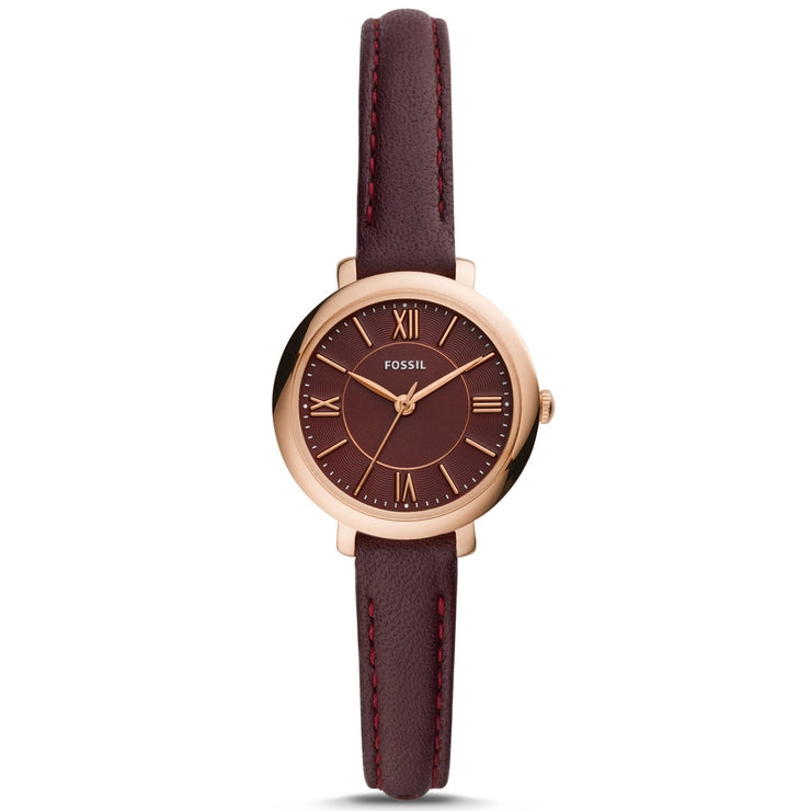 Fossil ES4634 Jacqueline Mini Fig Rose Gold