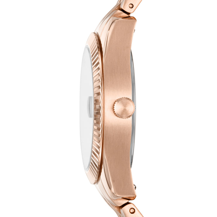 Fossil ES4900 Scarlette Mini Rose Gold Pink