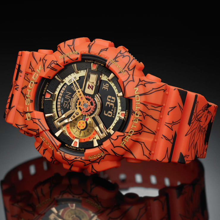 G-Shock GA-110 Dragon Ball Z Limited Edition