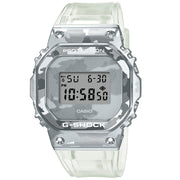 G-Shock GM5600SCM Metal Camo Silver Clear