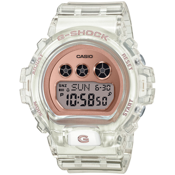 G-Shock GMDS6900SR-7 Transparent Rose Gold