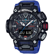 G-Shock GRB200 Gravitymaster Connected Carbon Black Blue