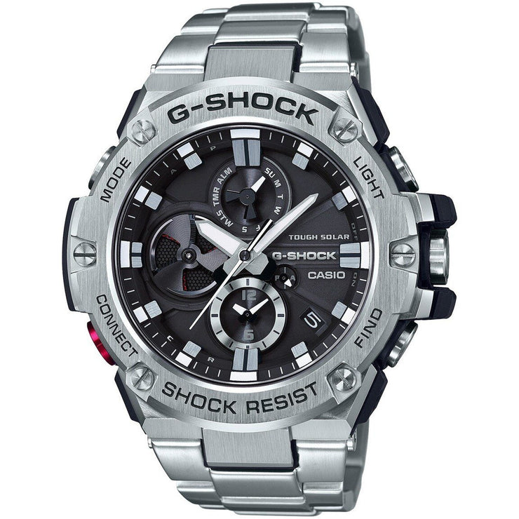 G-Shock G-Steel Connected Silver GSTB100D-1A