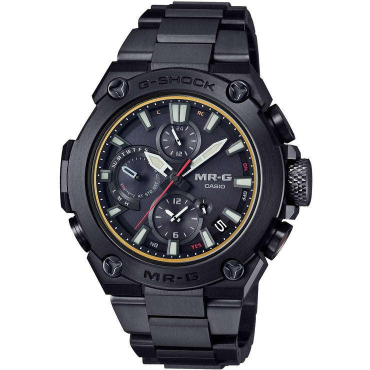 G-Shock MR-G Mid-Size Solar Connected Black