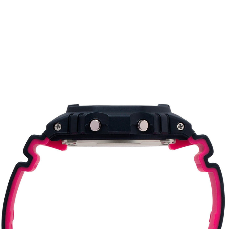 G-Shock GWB5600 Gorillaz Collaboration Classic Digital Black Pink