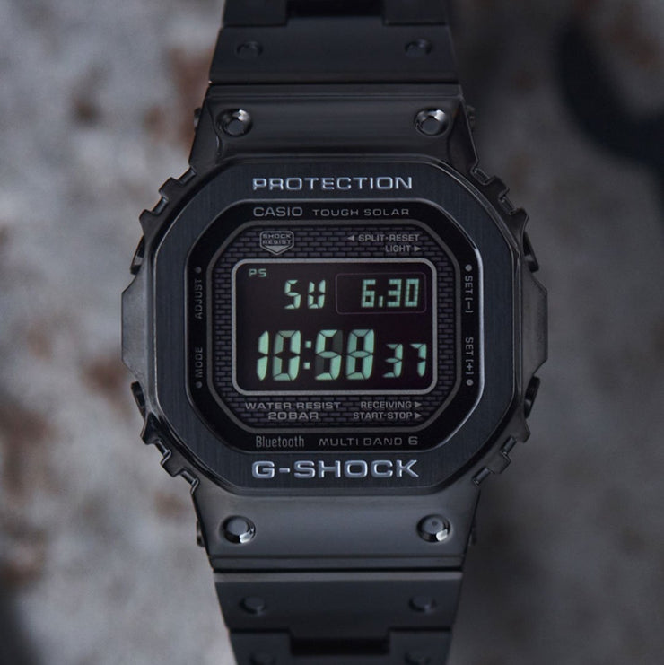 G-Shock GMWB5000GD Full Metal Connected Solar All Black