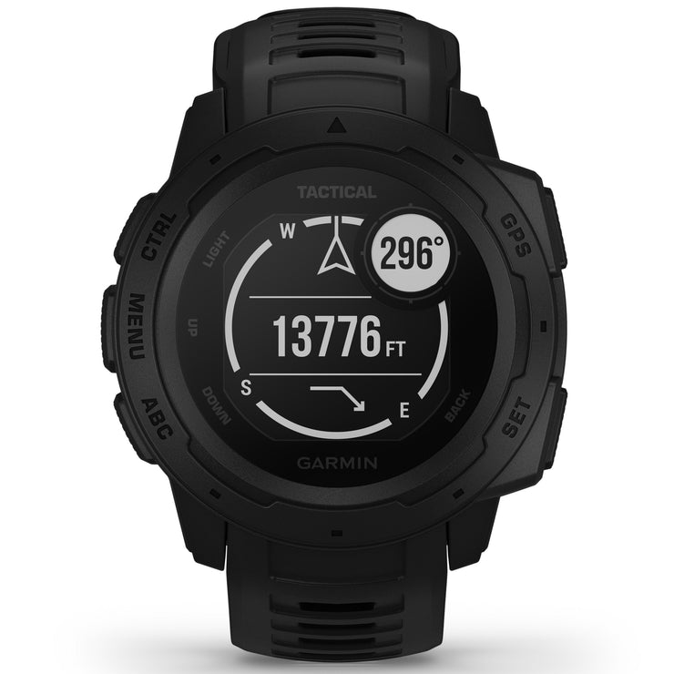 Garmin GPS Smartwatch Instinct Graphite