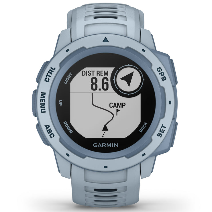 Garmin GPS Smartwatch Instinct Light Blue