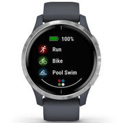 Garmin GPS Smartwatch Venu Blue Granite