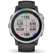 Garmin GPS Smartwatch fenix 6S Black