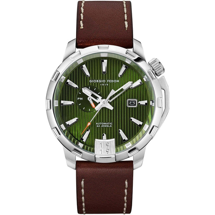 Giorgio Fedon 1919 Timeless VIII Automatic Green Brown