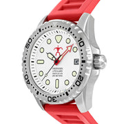 Hawaiian Lifeguard Association White Red