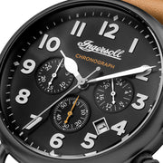Ingersoll Trenton Chrono Black Tan