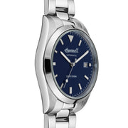 Ingersoll Reliance Automatic Silver Blue SS