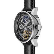 Ingersoll Jazz Automatic Silver Black