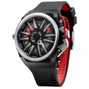 Mazzucato RIM Reversible Automatic Black Red