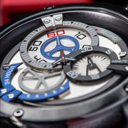 Mazzucato RIM Reversible Automatic Red Blue