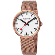 Mondaine Evo Mini Giant SS Rose Gold