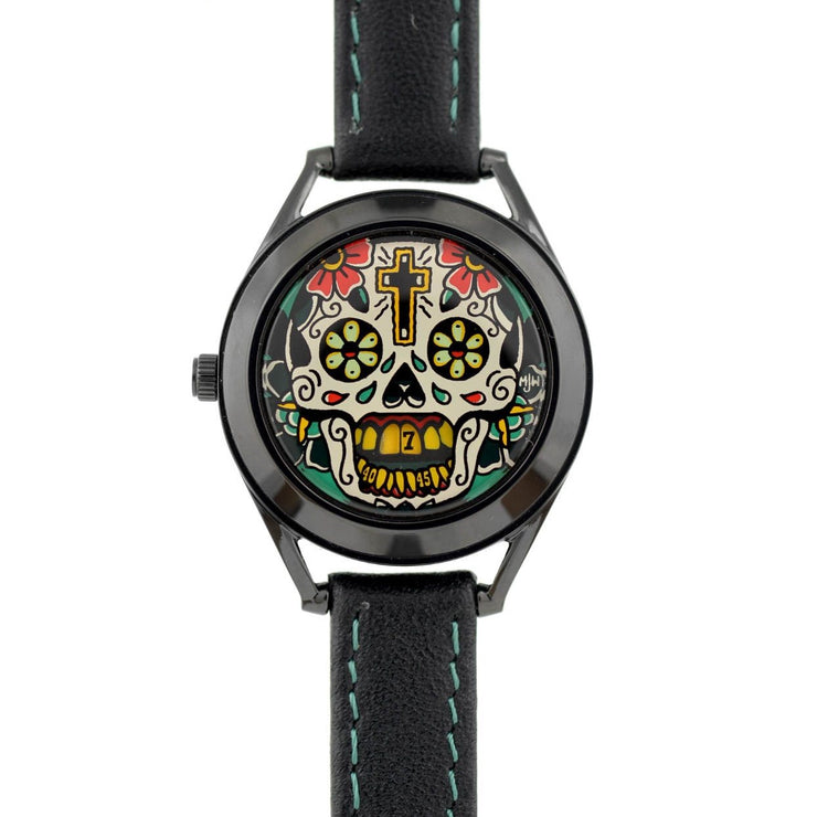 Mr. Jones Last Laugh Tattoo Automatic Ladies Edition 31mm