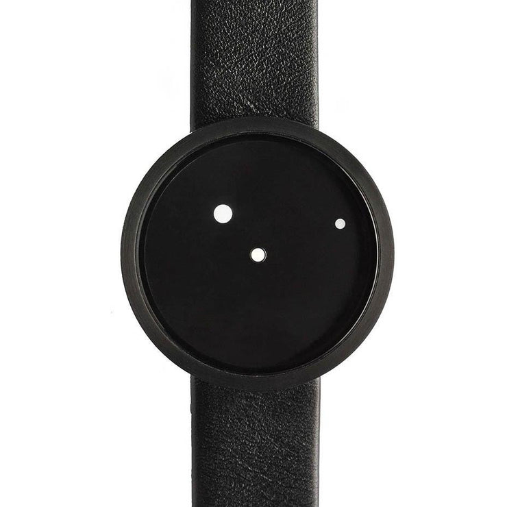 Nava Ora Lattea Black 36mm