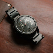 Nixon 48-20 Chrono All Black/Multi