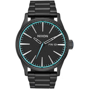 Nixon Sentry SS All Black Blue