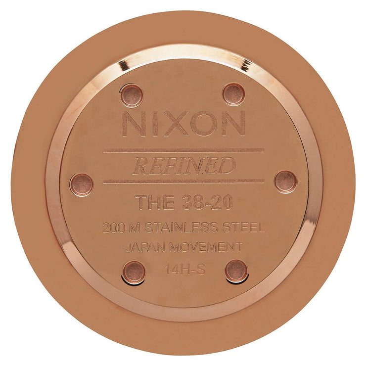 Nixon 38-20 All Rose Gold